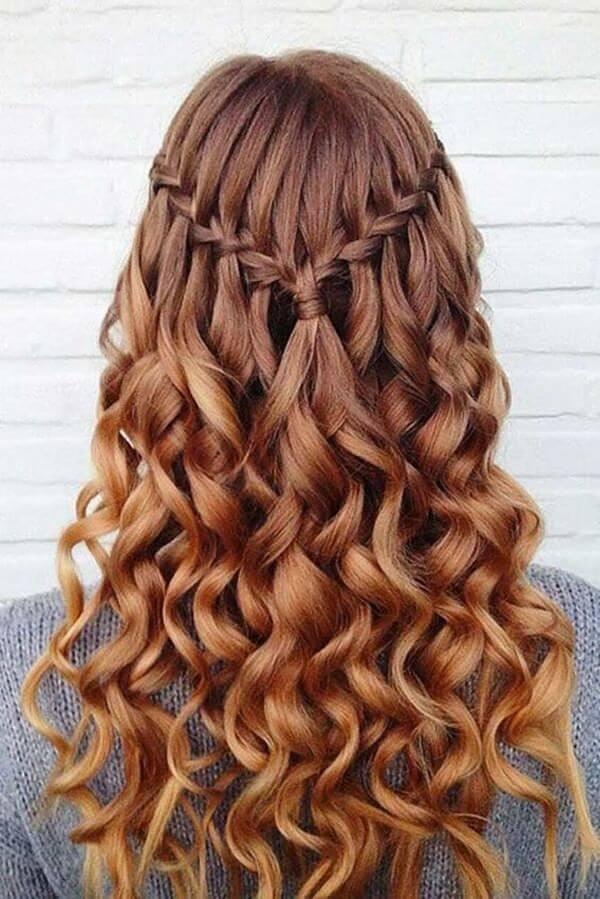 Curl Waterfall