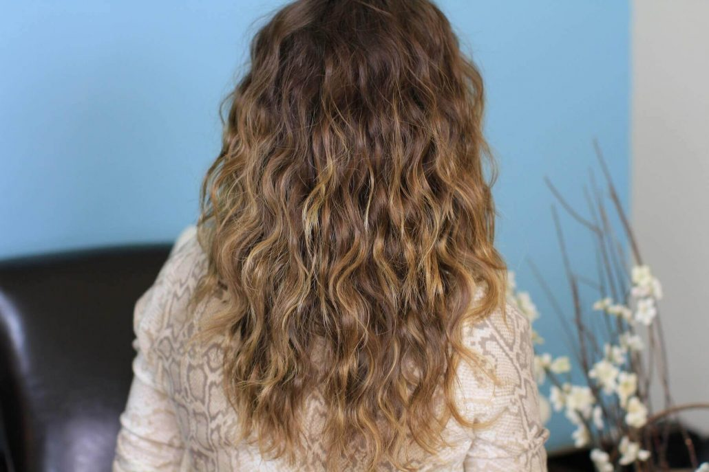 Get Waves With Curly Hair