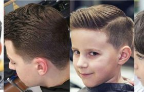 Is Taper Cut The New Trend In Kids Haircuts 2020