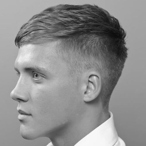 Short Taper With Classic Ivy League