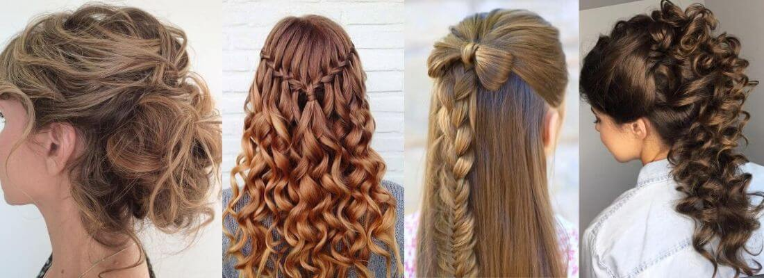 Elegant Homecoming Hairstyles To Try For A Chic Look In 2020