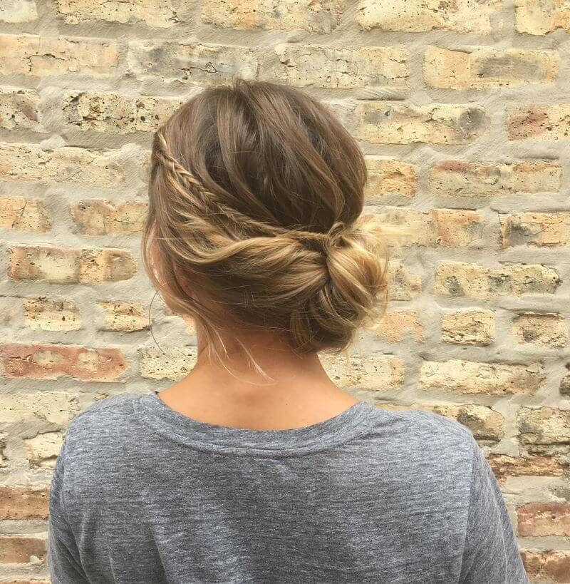 Complex And Casual Updo