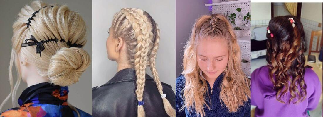Hairstyle For Girls For Party To Enjoy A Chic And Stylish Look