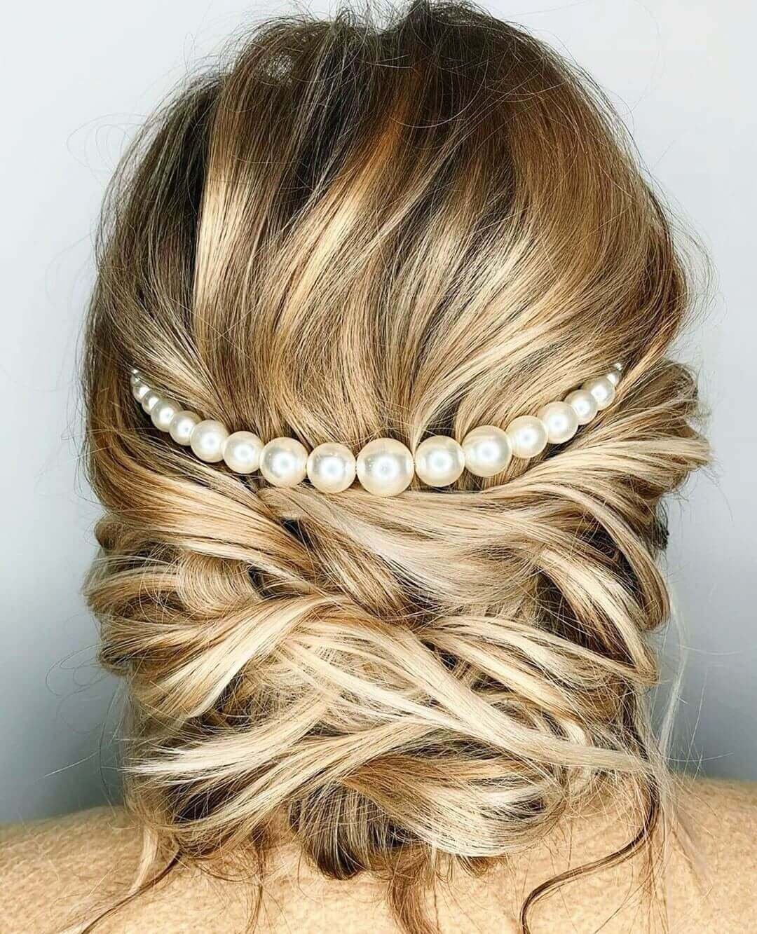 Low Twists With Pearls