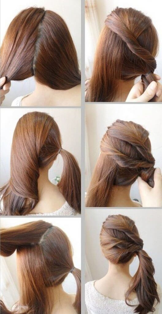 Simple Side Twist