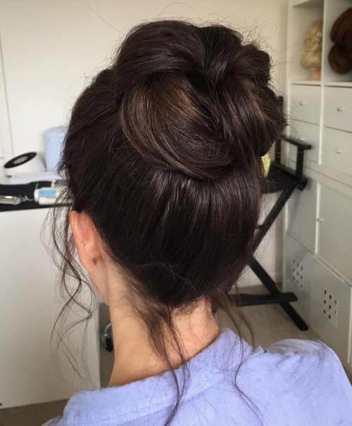 Business Hair Bun