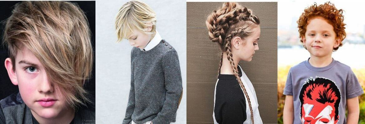 The Coolest 2020 Hairstyles For Boys, Girls, And The Grown Ups