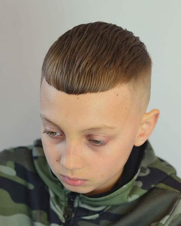 High & Tight Haircut