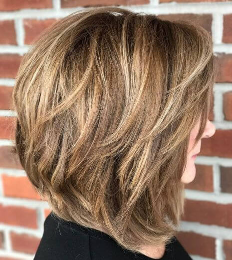 Long and Layered Pixie