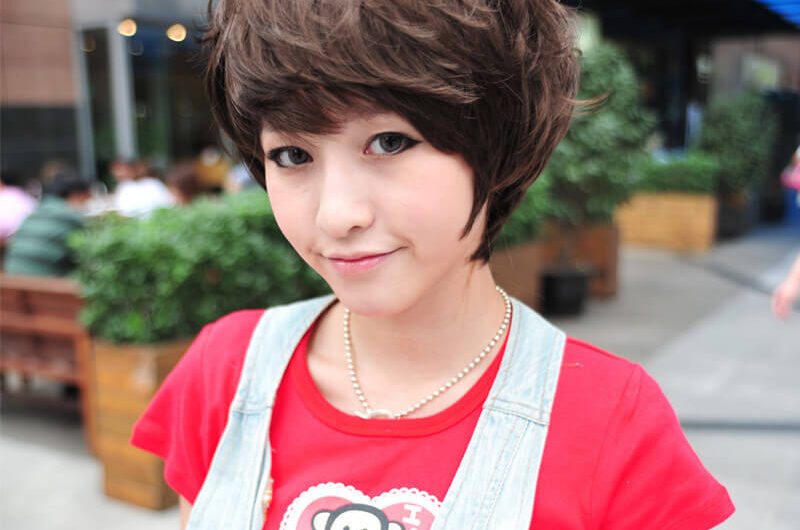 Get Korean Short Hairstyles For An Authentic Asian Look