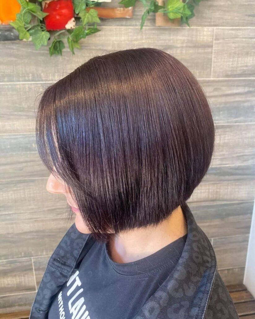Vintage Bob Haircut