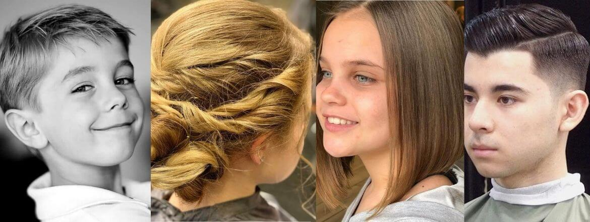 Check Out These Top Short Haircuts For Kids With Elegant Look In 2020