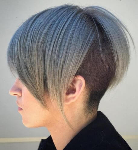 Blue Haze Undercut