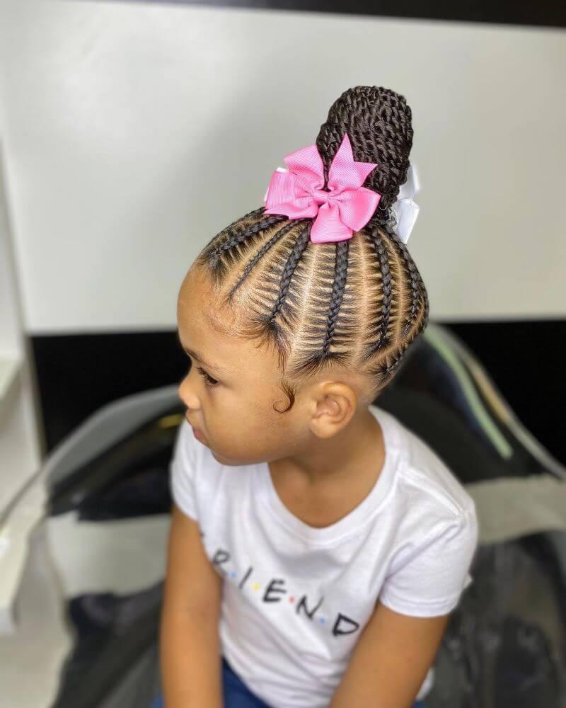 Dope Braids Hairstyle