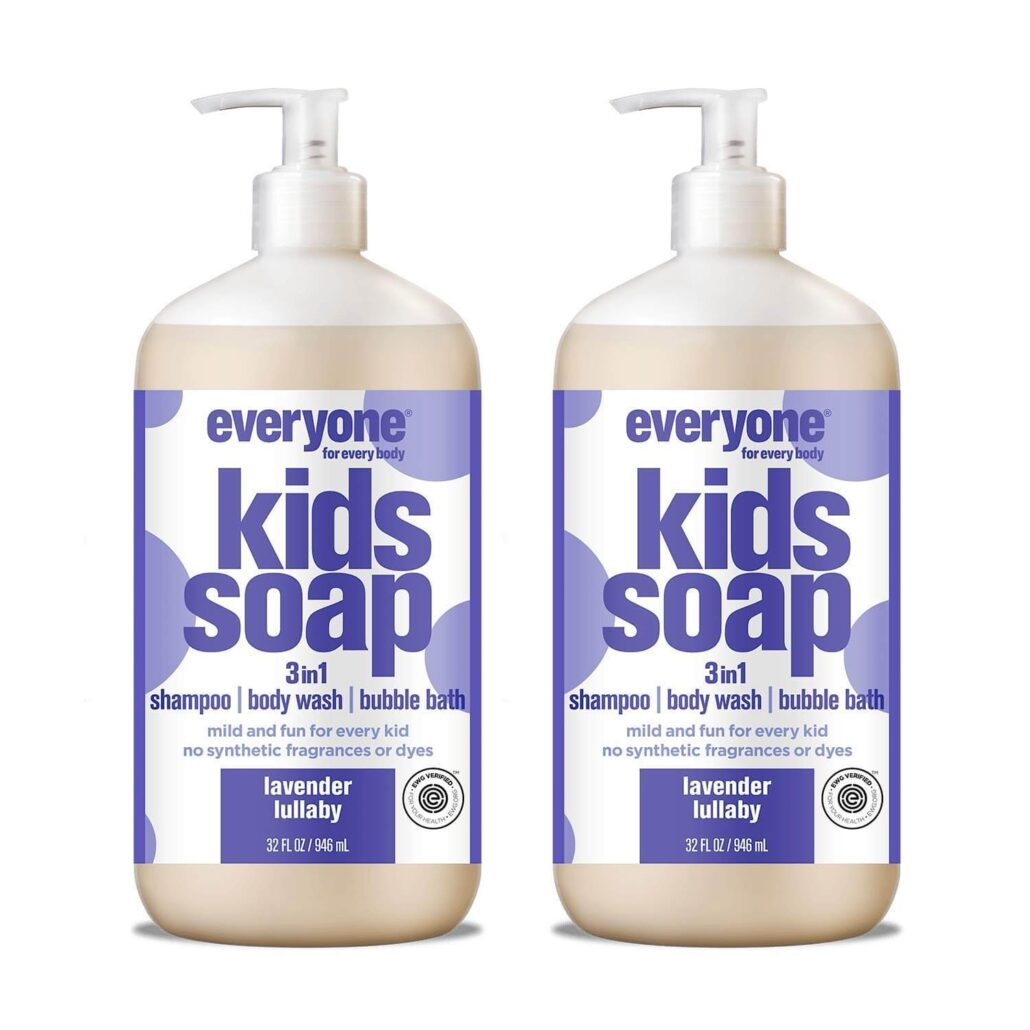 Everyone 3-in-1 Soap for Kids