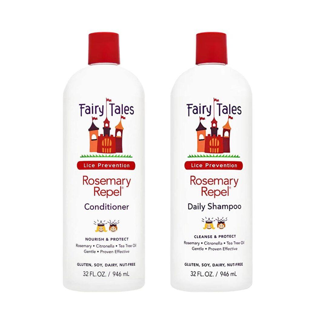 Fairy Tales Rosemary Repel Kids Shampoo