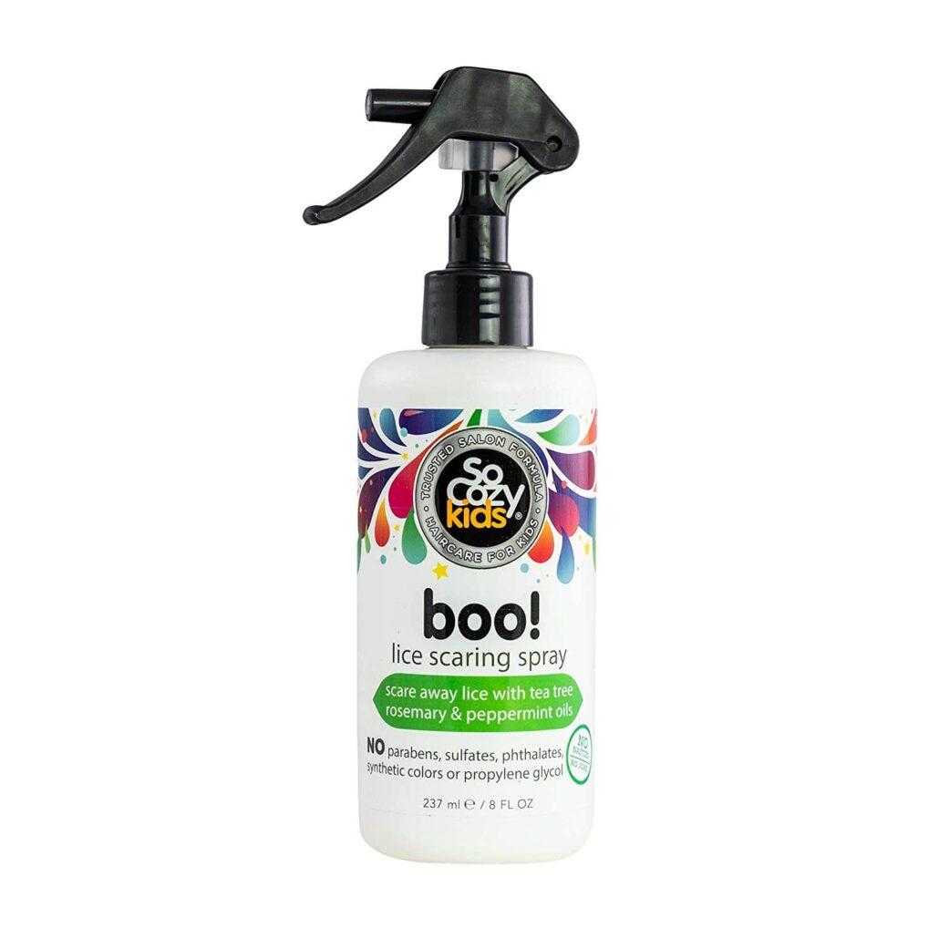 SoCozy Boo! Lice Scaring Shampoo