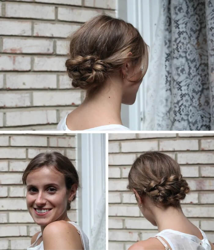 Pull-Through Braids