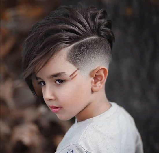 Latest & Elegant Kids Hair Style To Stay Trendy In 2021
