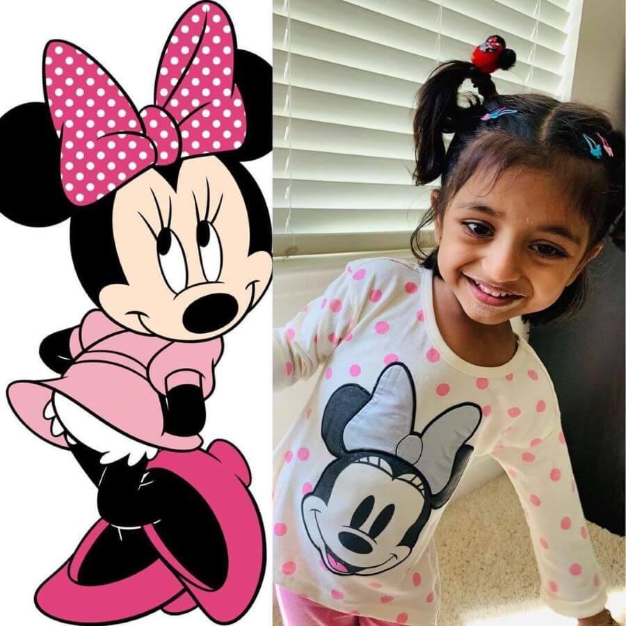 Minnie Hairstyle