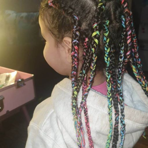 Elegant Winter Hairstyles For Kids 2021 – MrKidsHaircuts.com