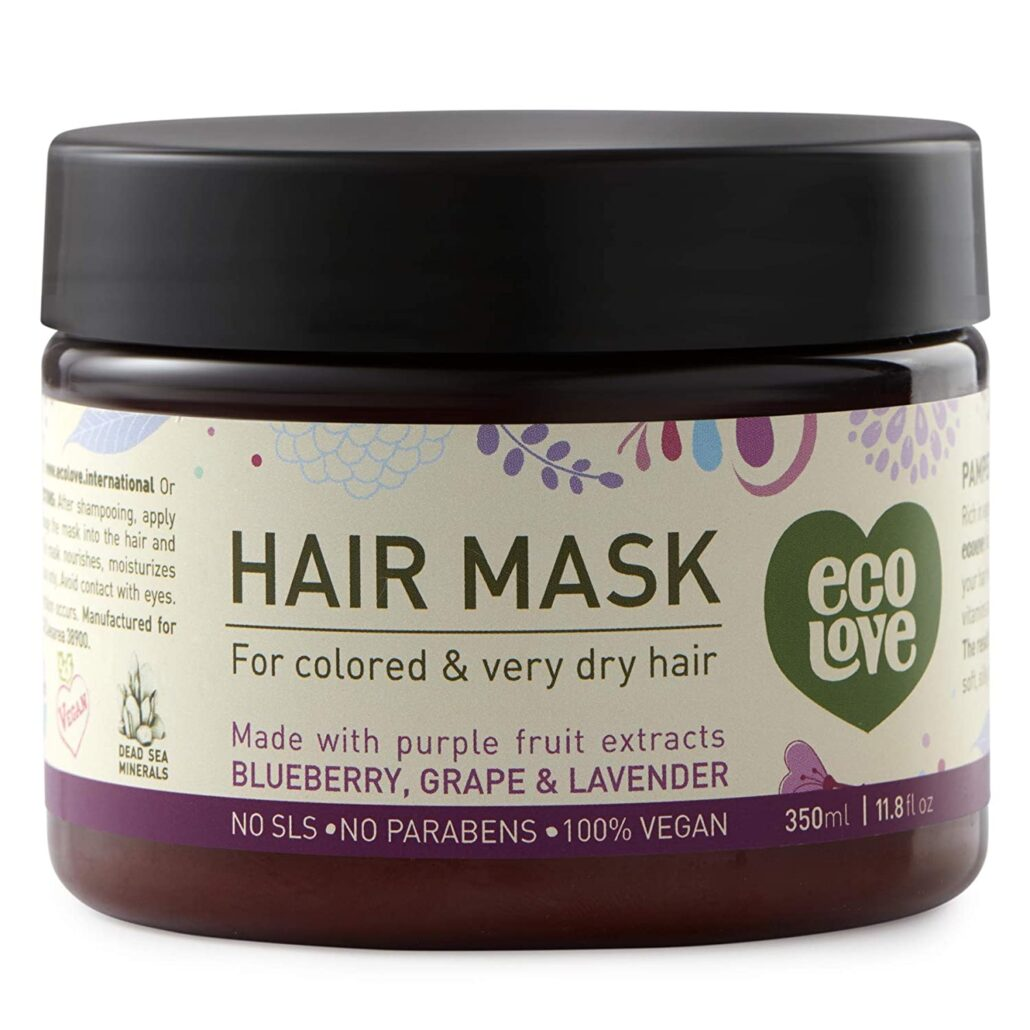 ecoLove - DEEP CONDITIONING HAIR MASK