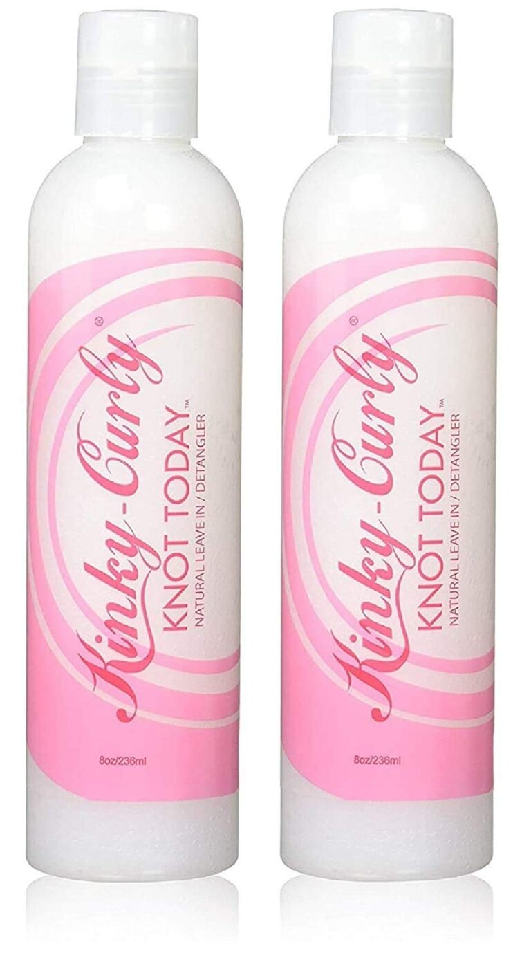 Kinky-Curly Knot Today Leave In ConditionerDetangler